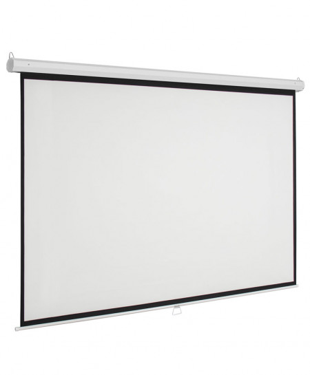 Projector Screen 8Ft x 10Ft 150 Inch 4:3MW Speed CZ-160