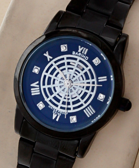 Bariho Round Dial Stylish Casual Watch E-0166