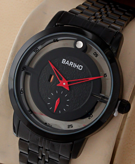 Bariho Round Dial Stylish Casual Watch BR-019