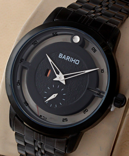 Bariho Round Dial Stylish Casual Watch BR-014