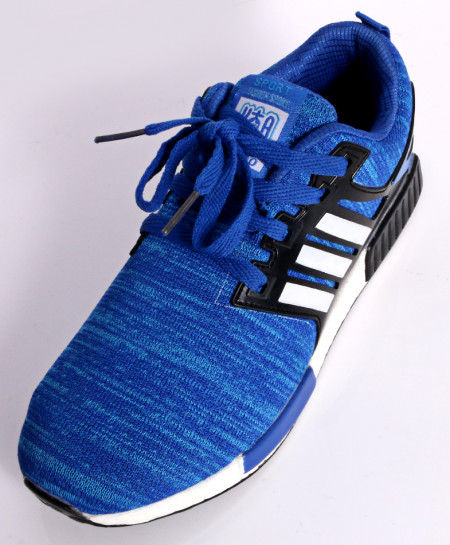 Royal Blue White Style Design Casual Shoes CB-2133