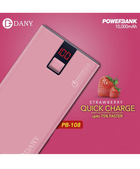 Dany Power Bank PB-108