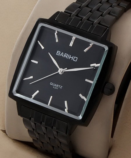 Bariho Square Dial Stylish Ladies Watch V-341