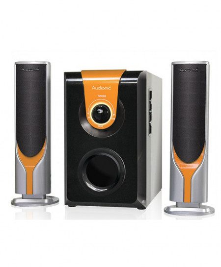 Audionic Max-3 Speakers 2.1