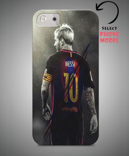 official photos 4f7ce dbf19 Messi Printed Mobile Back Cover WS-023