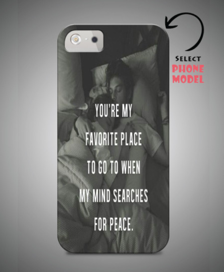 quality design a4848 9c760 Love Quote Printed Mobile Back Cover WS-106