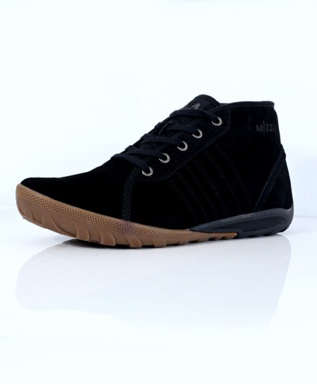 Black Stylish Design Casual Shoes DR-432