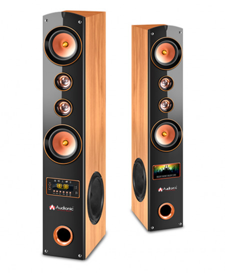 Audionic Powerful 2.0 Channel Speaker Cooper 7
