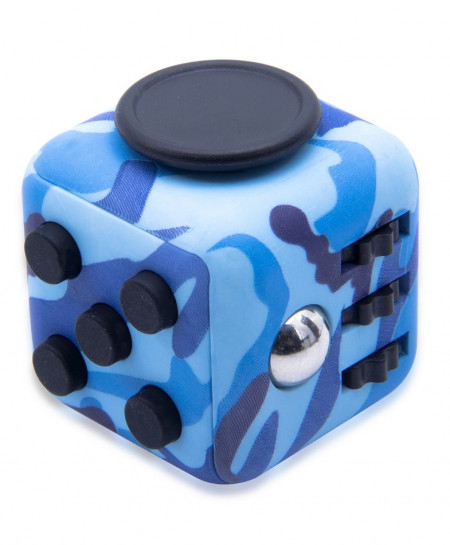 6 Sided Fidget Cube Dice Anxiety Stress Relief AR-2150