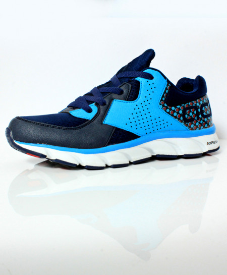 Navy Blue Stylish Design Sports Shoes DR-476