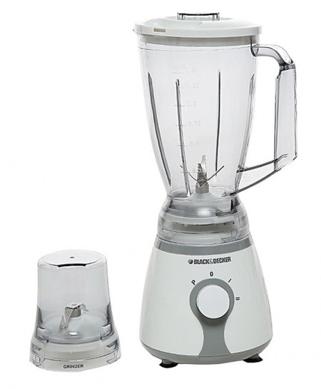 Black and Decker Blender with Copper And Grinder BX-225