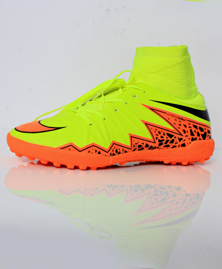 Yellow Stylish Design Sports Shoes DR-505