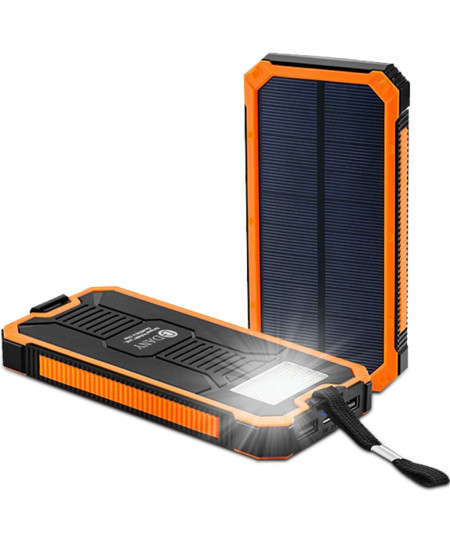 Dany Solar Mobile charger i10 with Bright LED Torch Light