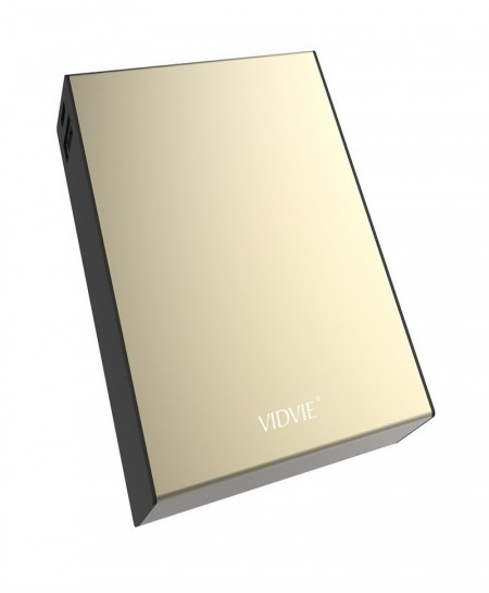 Vidvie Powerbank 10400mah Green