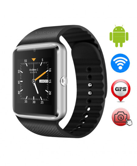 3G Kitkat Android Smart Watch GT08 CZ-204