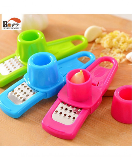 CUSHAWFAMILY High quality Garlic Press
