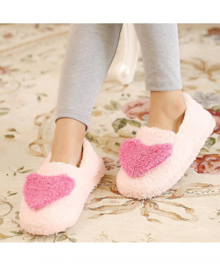 Plush Warm Indoor Slippers