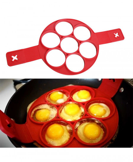 Non Stick Egg and Pancake Rings AR-767