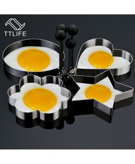 TTLIFE Egg and Pancake Ring AR-214