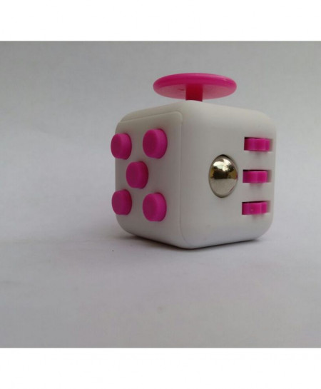 6 Sided Fidget Cube Dice Anxiety Stress Relief AR-2151a