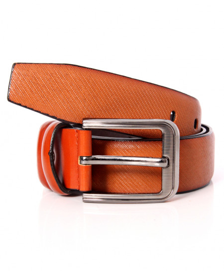 Brown Buckle Stylish Belt NR-009