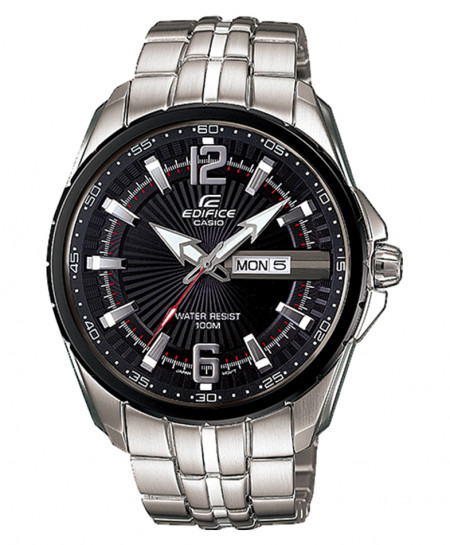 Casio Edifice Stylish Mens Watch EF-131D-1A1VUDF