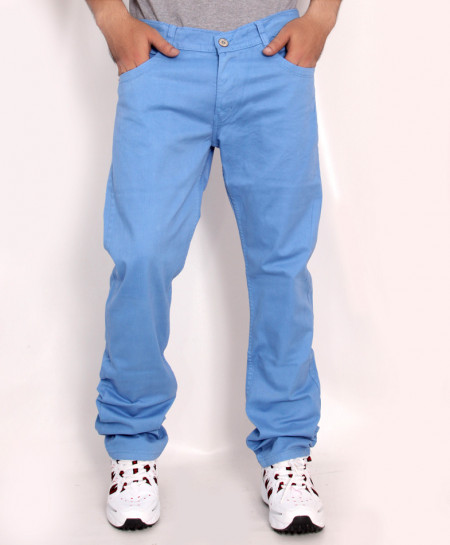 Ice Blue Stylish Chino Cotton Pants RDI-2809