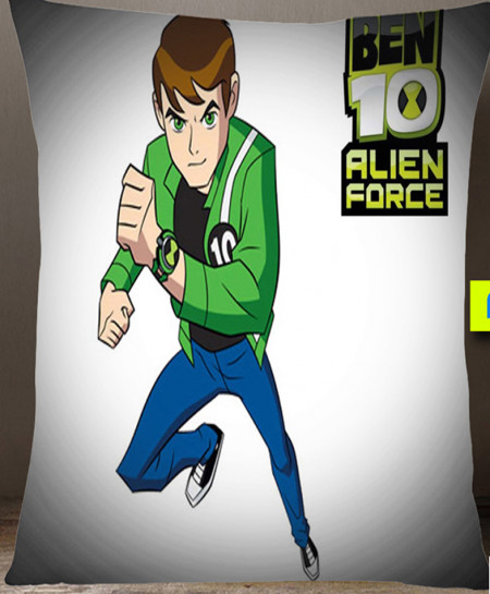 Ben 10 Digital Printed Cushion BNS-45