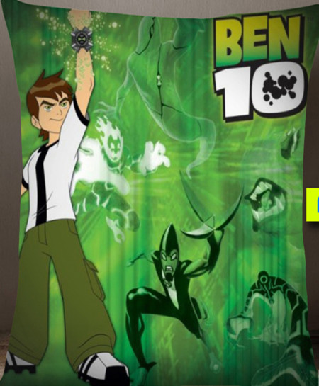 Ben 10 Digital Printed Cushion BNS-46