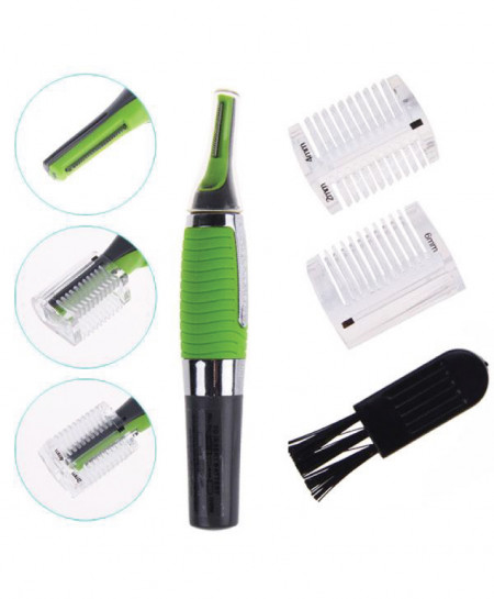 Micro Touch Max Hair Trimmer with Built-in Light FF-125