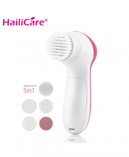 5 In 1 Electric Facial Cleaner Face Skin Care AT-401