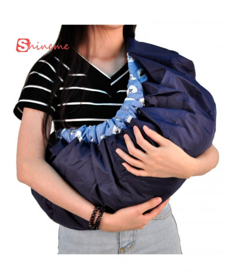 Buy Side Carry Newborn Baby Wrap Carrier Backpack Sling Online In