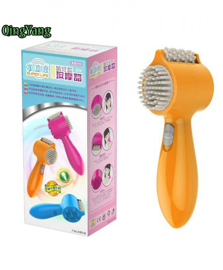 Electric Vibrating Massager Roller AT-4572