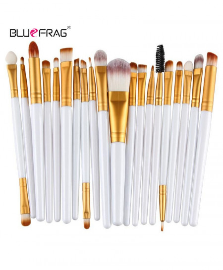 20 Eye Makeup Brushes Set AT-721
