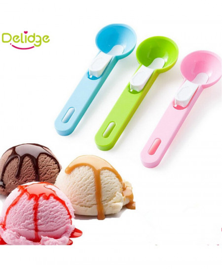Delidge Colorful Ice Cream Spoon AR-4581