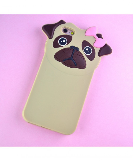 iPhone 6 6s Dog Silicone Case Cover