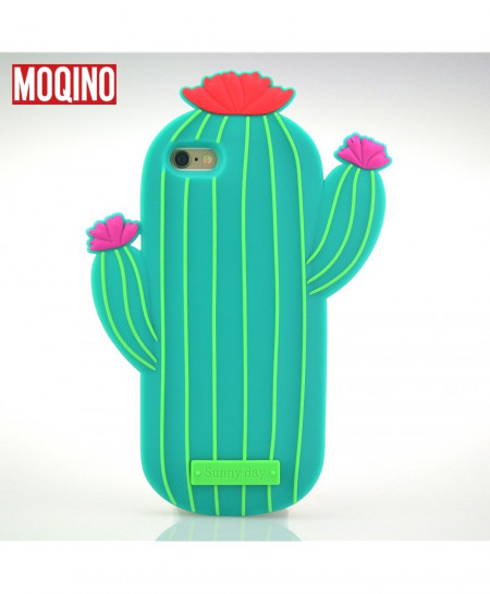 iPhone 6 Plus Cactus Silicone Case Cover