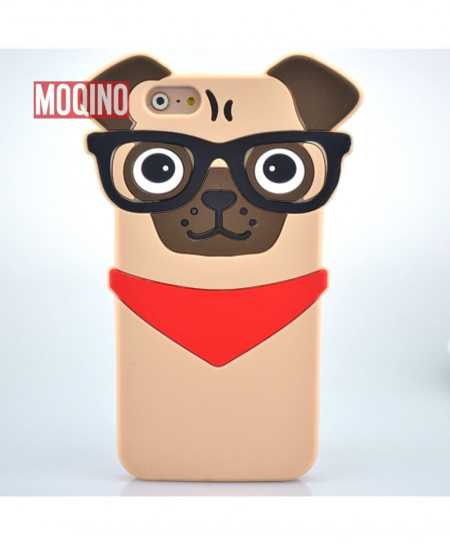 iPhone 7 Plus MR.Dog Silicone Case Cover