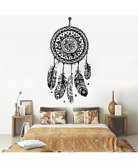 112X56cm Dreamcatcher Wall Sticker