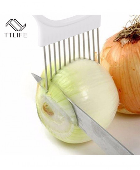 TTLIFE Stainless Steel Slicing Cutter AT-882