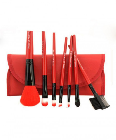 7 Makeup Brushes Set AT-381