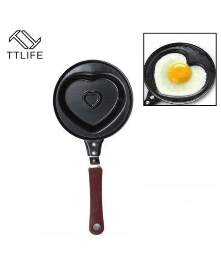 TTLIFE Frying Pan Non-sticky Cooking Tool AT-3
