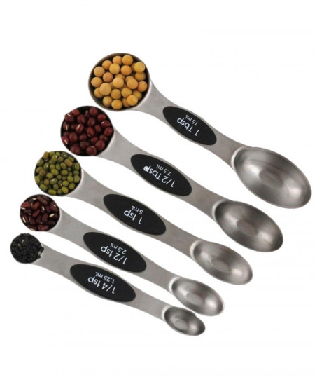 5 Magnetic Measuring Spoons Set AT-4582
