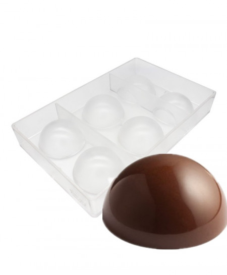 Half Ball Chocolate Mold AT-982