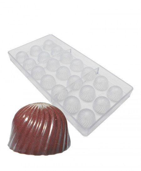 Flower Chocolate Mold AT-482