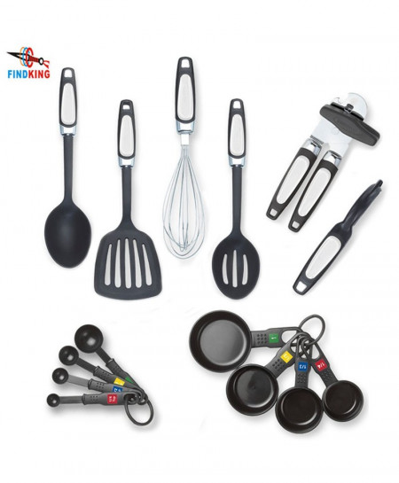 FINDKING 14 Piece Kitchen Tool AT-564