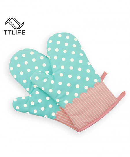 TTLIFE 1PC Microwave Mitt AT-4532