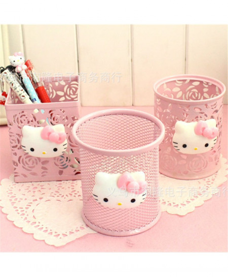 Hello Kitty Desktop Storage Box AT-4824