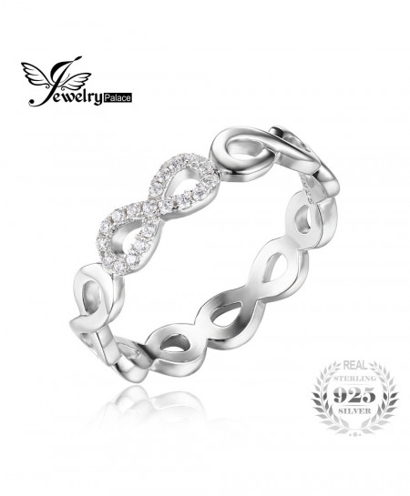 Infinity Forever Love Anniversary Ring AT-691