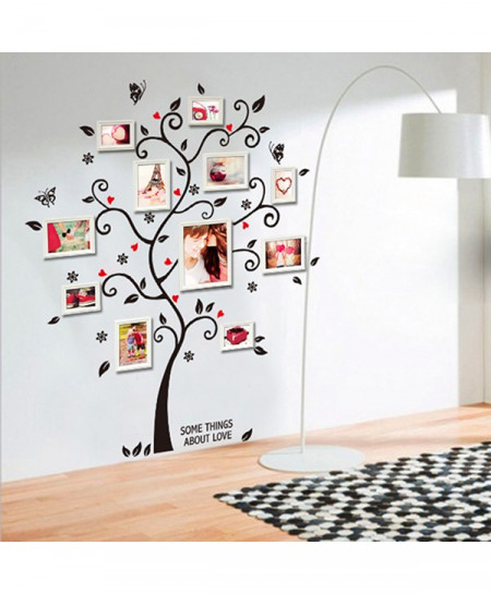 100x120cm Photo Tree Wall Stickers AT-761